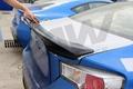 Subaru BRZ STI modified tail wing
