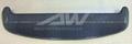 大众 golf 7 碳纤 尾翼