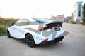 Lexus IS250F bodykits, after lip, side skirts, rear wing, small tail 4