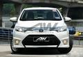 Toyota vios Bodykits