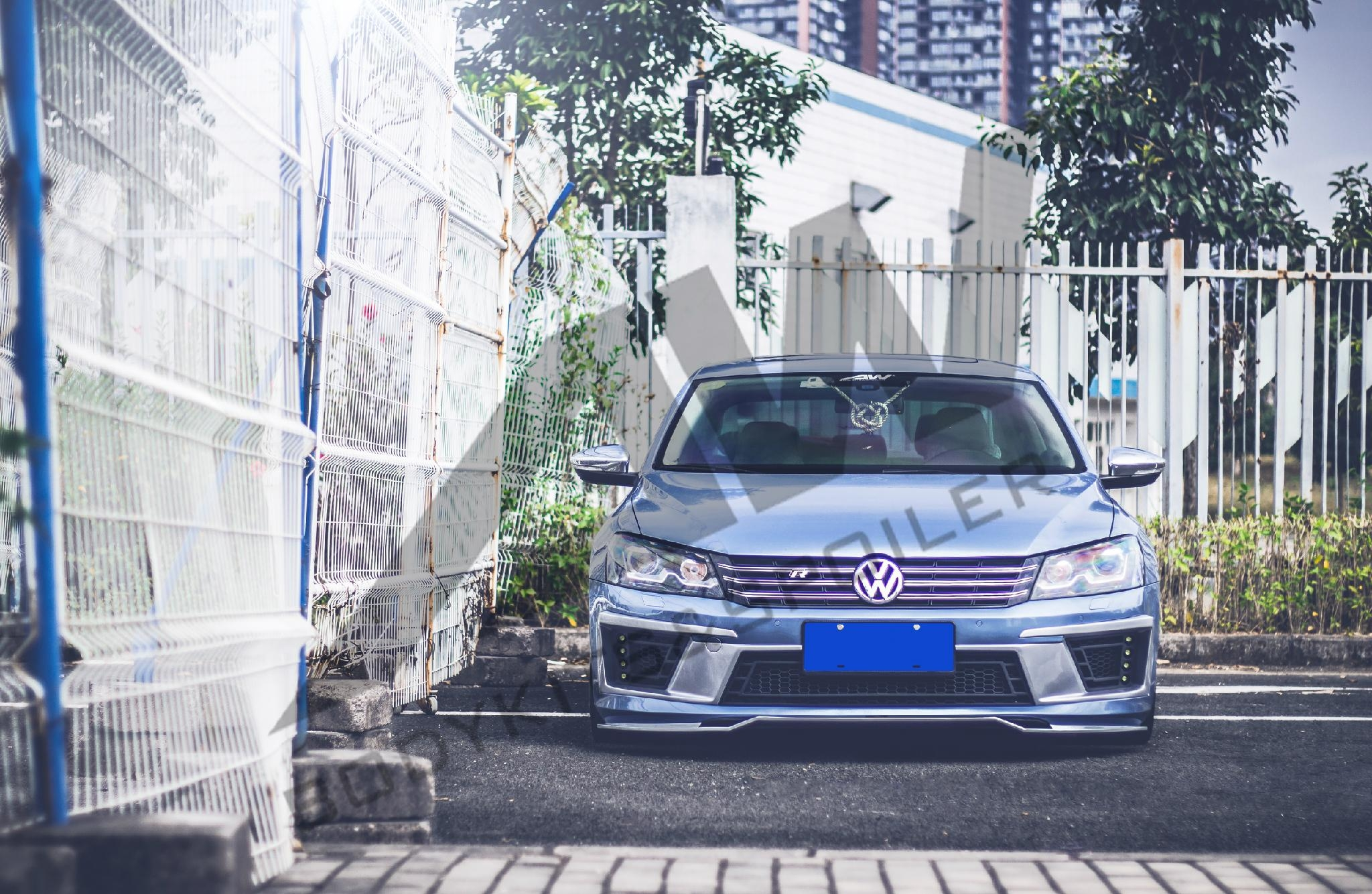 VW passat bodykit  ultimate 11-15 3