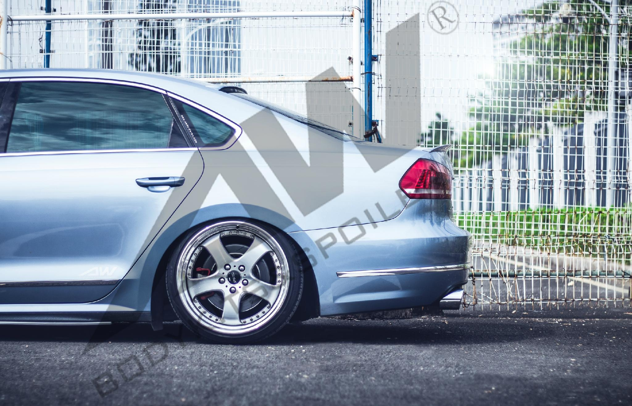 VW passat bodykit  ultimate 11-15 6