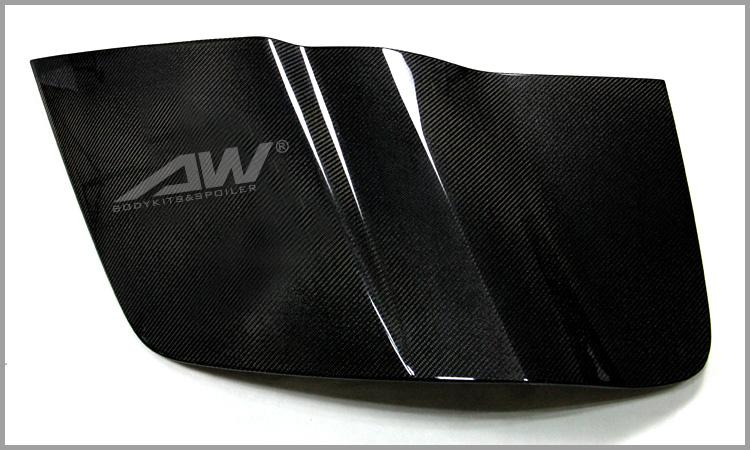 碳纖維奧迪R8 側風翼 3