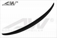 宝马 F10P款  碳纤维尾翼