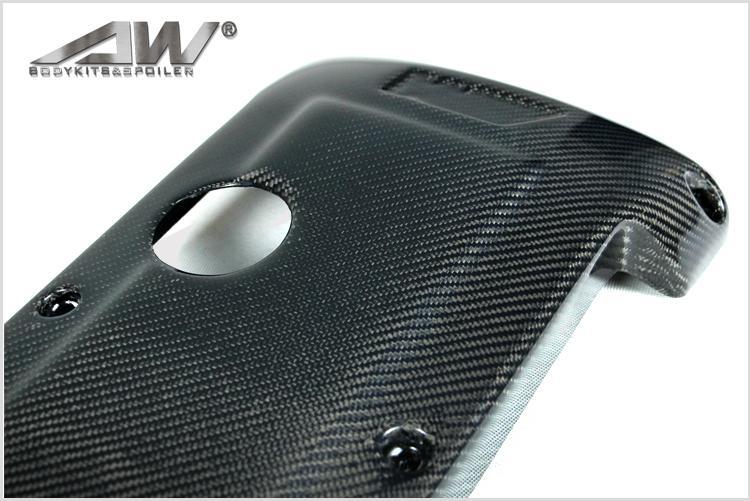 寶馬E46 碳纖維引擎罩 2