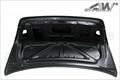宝马E92 碳纤维大翘尾 尾箱盖