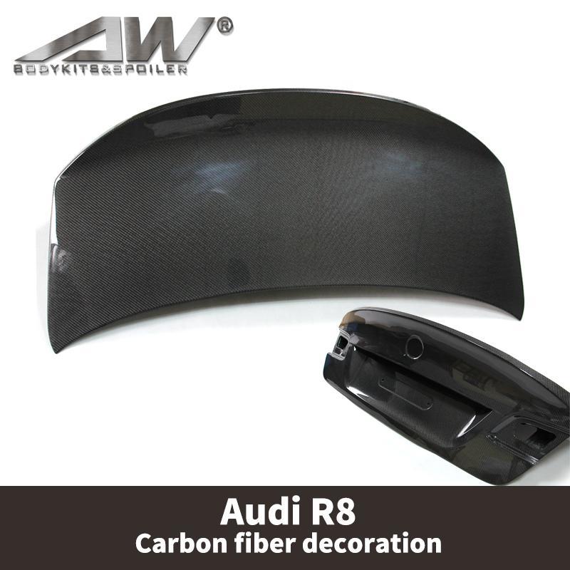 Carbon Fiber rear deck lid ForBMW E92 2