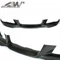 E92 Carbon fiber Front lip Carbon fiber