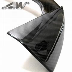 奔馳A45 碳纖維尾翼(改裝款)