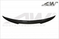奔驰A45 碳纤维尾翼(原厂替换款)