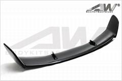 本田 飛度GK5 碳纖維大尾翼