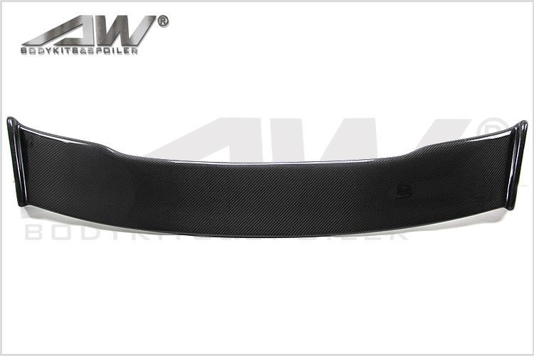 Carbon Fiber trunk lid stowage lid For HONDA FIT 4