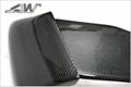 Carbon Fiber Spoiler ForHonda Civic 8 B style  4