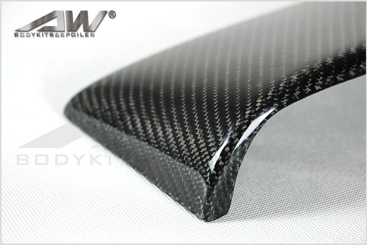 Carbon Fiber Roof Wing For HONDA Accord 8 generation 3