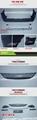 奔驰 V260改大包围 09-13 前杠 后杠 升级改装套件