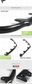凯迪拉克CTS 两门 前唇包角替换 碳纤维 改装升级套件