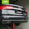 Audi A6 ear bumper  bumper lip  Car