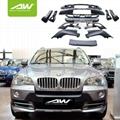 BMW X5 E70 Car modification Body Kits