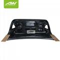 宝马 05-10  3系 E90 碳纤维  CSL款 尾箱盖