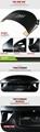 宝马 05-10 3  E90   玻纤 后尾盖 改装 升级 套件