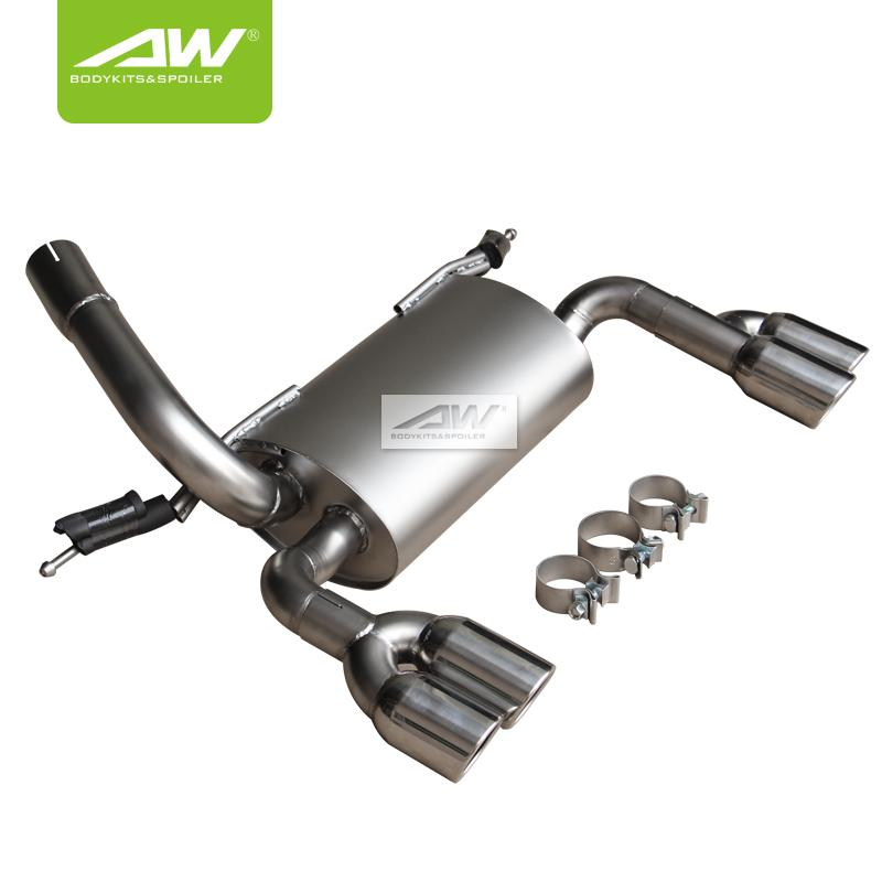 BMW F30 12-18 exhaust pipe  Car modification 1