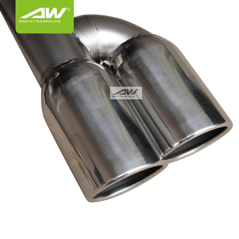 BMW F30 12-18 exhaust pipe  Car modification 4