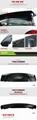 尚酷 09-14 VOTEX款 碳纤维 尾翼 改装 升级 套件