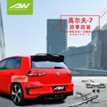 Volkswagen Golf 7 Body Kits Front Bumper