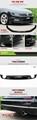 Volkswagen Passat 17 Body Kits Front Bumper Car modification  7