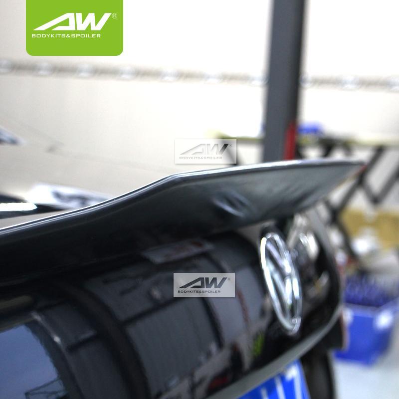 Volkswagen Passat 17 Car modification Body Kits Spoiler  Rear Big Spoiler 2