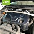 Toyota Reiz 06-10 Carbon Fiber  Engine hood Body Kits Car modification 3