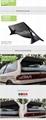 本田 思域 EF9 顶翼 改装 升级 套件