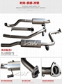 Honda VEZEL 13-16 exhaust pipe Body Kits Car modification 7