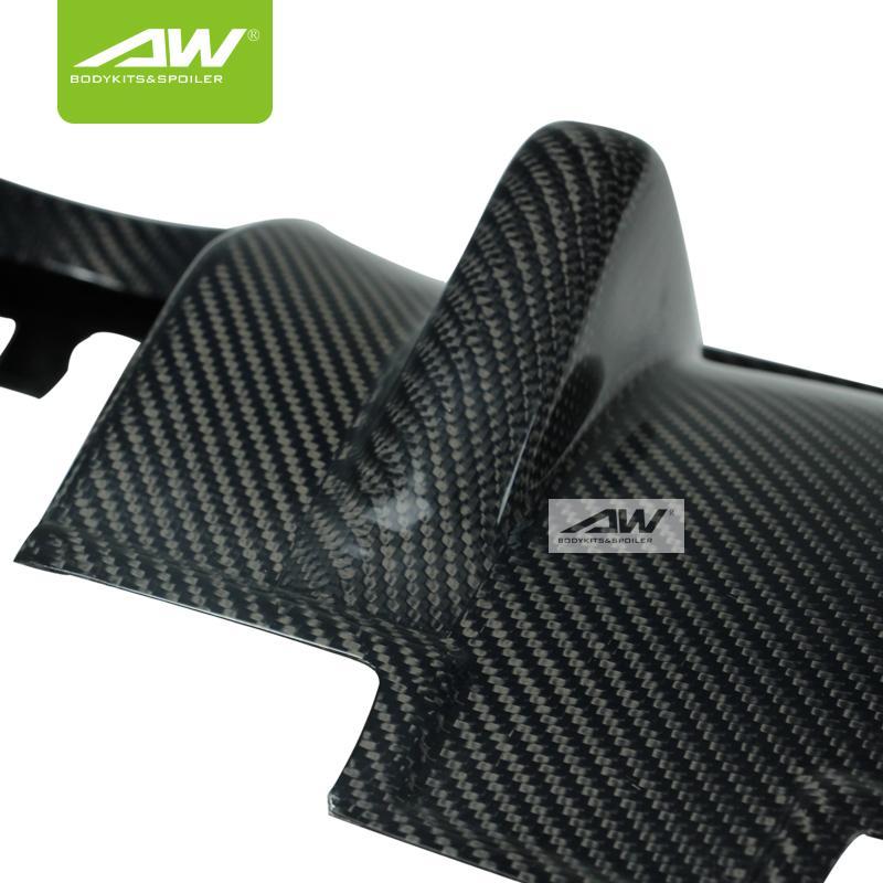 Honda Civic 10 carbon fibre Rear bumper Car modification Body Kits 2