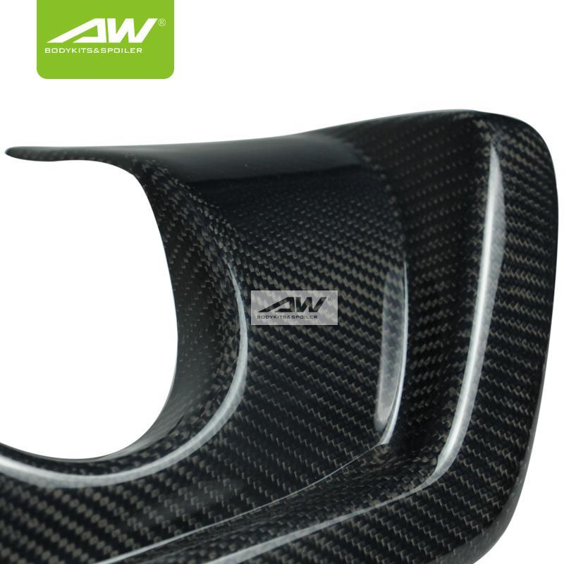 Honda Civic 10 carbon fibre Rear bumper Car modification Body Kits 3