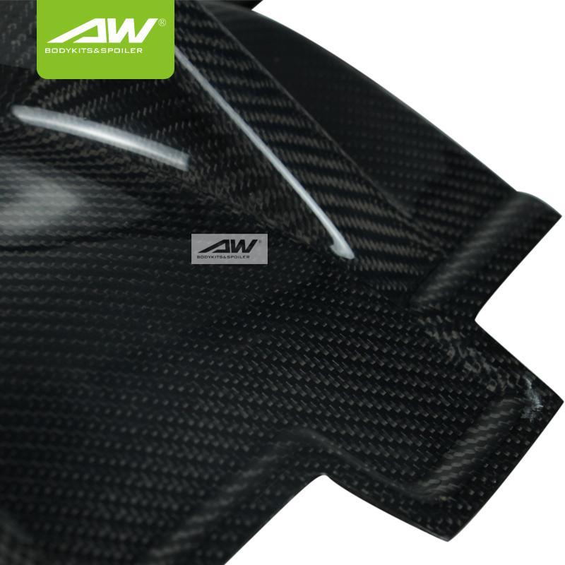 Honda Civic 10 carbon fibre Rear bumper Car modification Body Kits 4