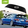 Honda Civic 92 Spoiler Roof Wing Car