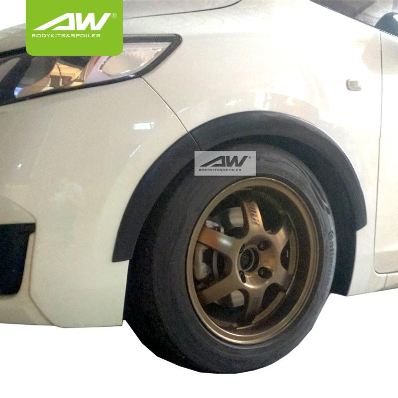 Honda Fit AW BODYKITS&SPOILER Body Kits Car modification 1