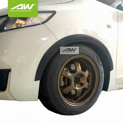 Honda Fit AW BODYKITS&SPOILER Body Kits Car modification