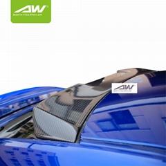 雷克萨斯 IS 350 碳纤维 顶翼 改装 升级 套件