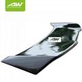 Lexus IS350 carbon fibre Roof Wing Body Kits Car modification 4