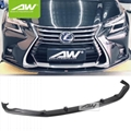 Lexus GS200T 300 450G 16-18 lip chin