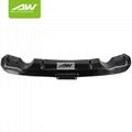 英菲尼迪 碳纤后唇 G25G35 Coupe 03-06 改装 升级 套件