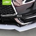 Infiniti Q60 2017 PU lip chin Car modification Body Kits  4