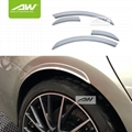 Automotive universal accessories Wheel eyebrow Body Kits Car modification