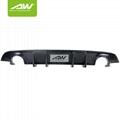 Car modification Infindini Q60  Auto Front Lip  Body Kits 2