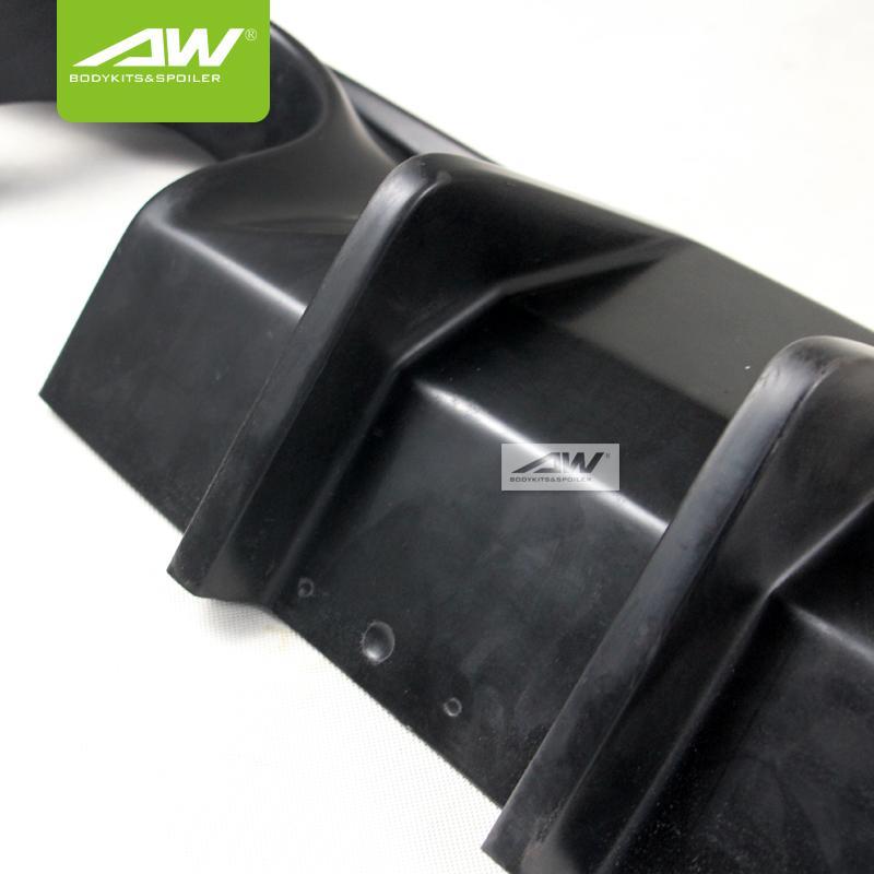 Car modification Infindini Q60  Auto Front Lip  Body Kits 4