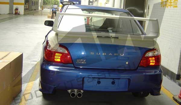 Subaru China Manufacturer Car Exterior Decoration Car