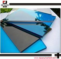Pmma plastic acrylic sheet  table top 1