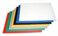 Acrylic sheet for decoration
